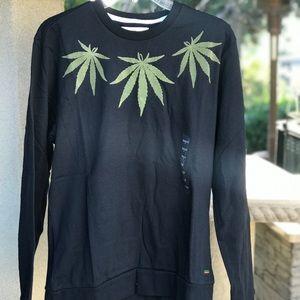 Men's Bob Marley long sleeve shirt